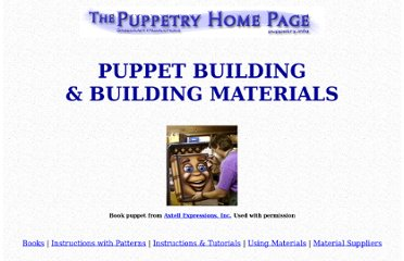 http://www.sagecraft.com/puppetry/building/