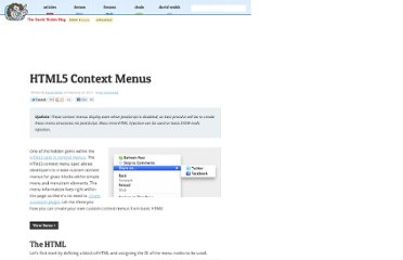 http://davidwalsh.name/html5-context-menu