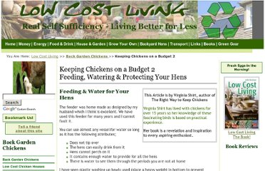 http://www.lowcostliving.co.uk/chickens/budget-chicken-keeping-2.php