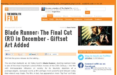http://film.thedigitalfix.com/content/id/65403/blade-runner-the-final-cut-r1-in-december-giftset-art-added.html
