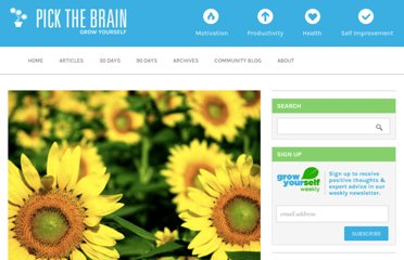 http://www.pickthebrain.com/blog/7-simple-ways-to-boost-your-mood-right-now/