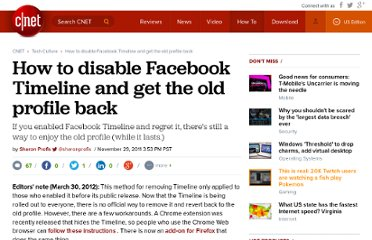 http://howto.cnet.com/8301-11310_39-57333231-285/how-to-disable-facebook-timeline-and-get-the-old-profile-back/