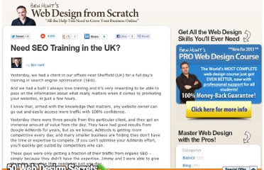 http://www.webdesignfromscratch.com/blog/seo-training-uk/
