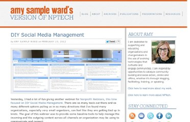 http://amysampleward.org/2012/02/23/diy-social-media-management/