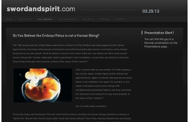 http://swordandspirit.com/library/prolife/writings_prolife/embryo_fetus.html