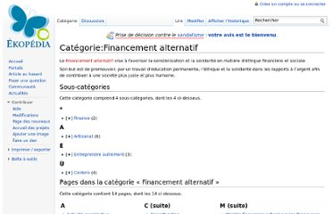 http://fr.ekopedia.org/Cat%C3%A9gorie:Financement_alternatif