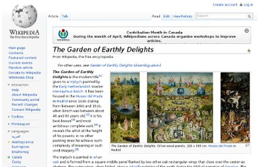 http://en.wikipedia.org/wiki/The_Garden_of_Earthly_Delights
