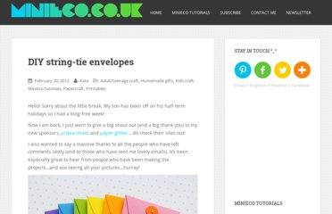 http://www.minieco.co.uk/diy-string-tie-envelopes/