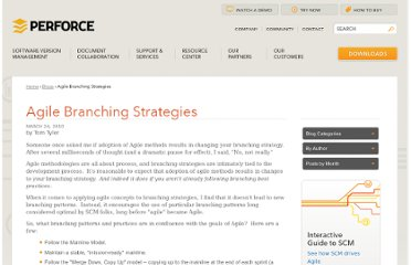 http://www.perforce.com/blog/100324/agile-branching-strategies