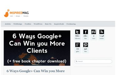 http://inspiredm.com/6-ways-google-can-win-you-more-clients/