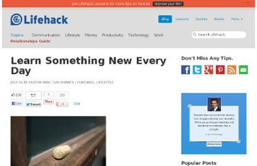 http://www.lifehack.org/articles/lifestyle/learn-something-new-every-day.html