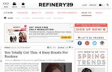 http://www.refinery29.com/easy-braid-hairstyles#slide-1