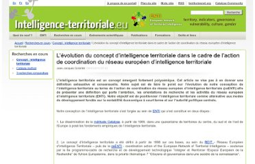 http://www.intelligence-territoriale.eu/index.php/fre/Ongoing-research/Concept-of-Territorial-intelligence/Evolution-of-the-concept-of-territorial-intelligence-within-the-coordination-action-of-the-European-network-of-territorial-intelligence