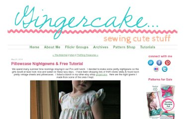 http://gingercake.typepad.com/gingercake/2010/05/pillowcase-nightgowns-free-tutorial.html