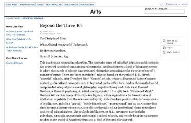 http://www.nytimes.com/1999/05/09/books/beyond-the-three-r-s.html