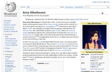 http://en.wikipedia.org/wiki/Amy_Winehouse