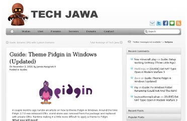 http://www.techjawa.com/2010/11/02/guide-theme-pidgin-in-windows-updated/