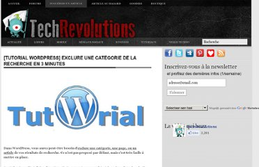 http://www.techrevolutions.fr/tutorial-wordpress-exclure-une-categorie-de-la-recherche-en-2-minutes