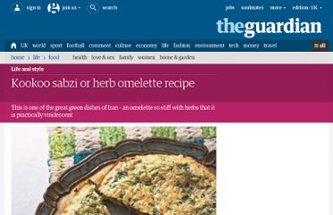 http://www.guardian.co.uk/lifeandstyle/2012/feb/27/kookoo-sabzi-or-herb-omelette-recipe