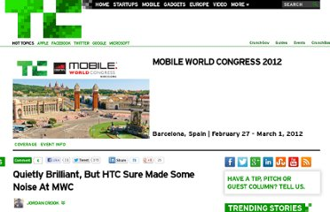 http://techcrunch.com/2012/02/27/quietly-brilliant-htc-sure-made-some-noise-at-mwc/