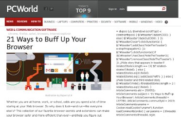 http://www.pcworld.com/article/250552/21_ways_to_buff_up_your_browser.html