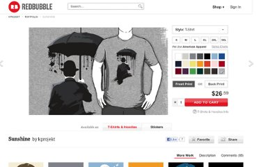 http://www.redbubble.com/people/kprojekt/works/2967568-sunshine?p=t-shirt
