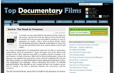 http://topdocumentaryfilms.com/sartre-the-road-to-freedom/