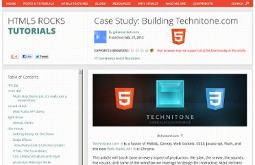 http://www.html5rocks.com/en/tutorials/casestudies/technitone/