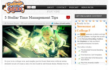 http://collegeinfogeek.com/5-time-management-tips/