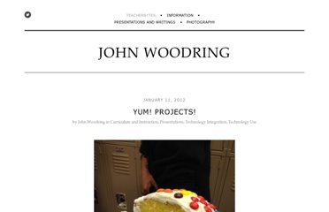 http://www.johnwoodring.com/teacherbytes/2012/1/11/yum-projects.html