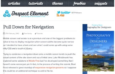 http://inspectelement.com/tutorials/pull-down-for-navigation-a-responsive-solution/