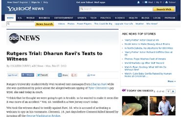 http://news.yahoo.com/rutgers-trial-dharun-ravis-frantic-texts-witness-165924209--abc-news.html