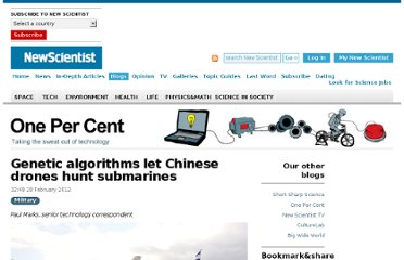 http://www.newscientist.com/blogs/onepercent/2012/02/genetic-algorithms-let-chinese.html