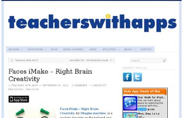 http://teacherswithapps.com/faces-imake-hd-2/