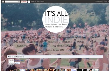 http://www.itsallindie.com/search/label/Album%20Review