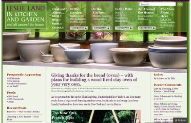 http://leslieland.com/2009/11/giving-thanks-for-the-bread-oven-with-plans-for-building-a-wood-fired-clay-oven-of-your-very-own/