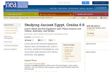 http://www.nea.org/tools/lessons/studying-ancient-egypt-6-8.html