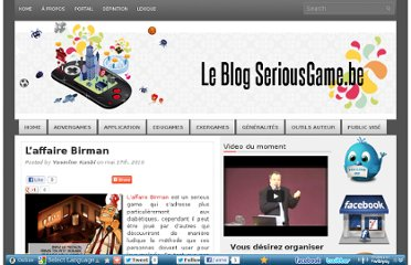 http://blog.seriousgame.be/laffaire-birman