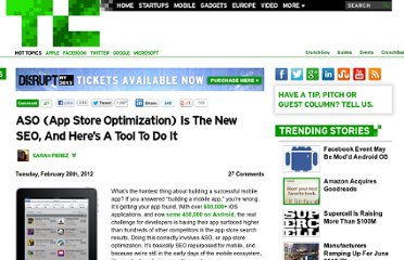 http://techcrunch.com/2012/02/28/aso-app-store-optimization-is-the-new-seo-and-heres-a-tool-to-do-it/
