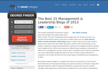 http://www.thebestcolleges.org/best-management-leadership-blogs/
