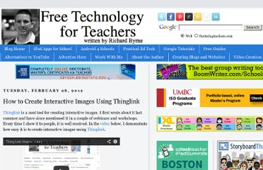 http://www.freetech4teachers.com/2012/02/how-to-create-interactive-images-using.html