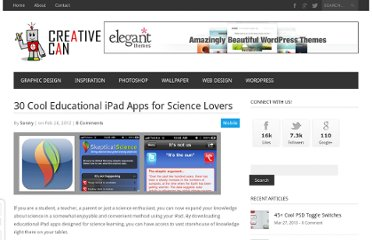 http://creativecan.com/2012/02/educational-ipad-apps-for-science/