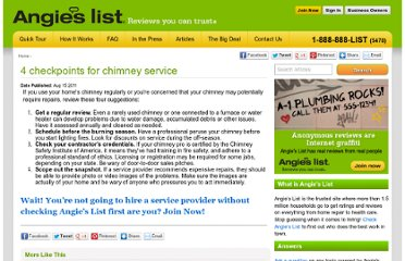 http://www.angieslist.com/articles/4-checkpoints-chimney-service.htm