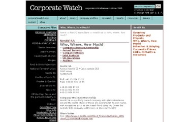 http://www.corporatewatch.org/?lid=238
