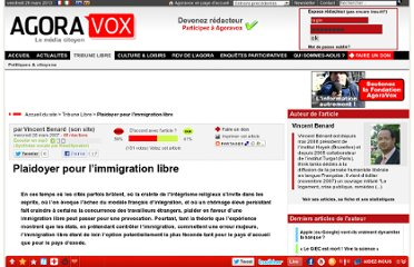 http://www.agoravox.fr/tribune-libre/article/plaidoyer-pour-l-immigration-libre-21327