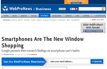 http://www.webpronews.com/smartphones-are-the-new-window-shopping-2012-02
