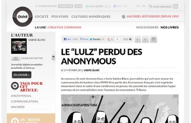 http://owni.fr/2012/02/29/anonymous-et-le-lulz-bordel/