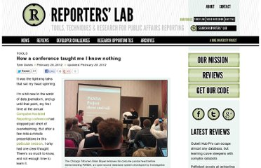 http://www.reporterslab.org/how-nicar-taught-me-i-know-nothing/