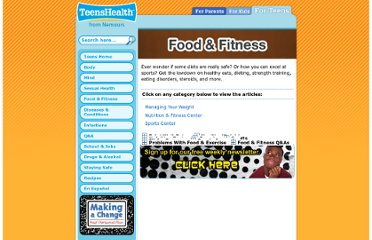 http://kidshealth.org/teen/food_fitness/
