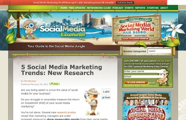 http://www.socialmediaexaminer.com/5-social-media-marketing-trends-new-research-2/